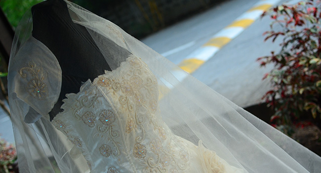 Katrina Vinluan Wedding Gown